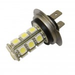 2 x 18 LED SMD XENON-WEISS BULBS H7 Nebel Lampe 12V