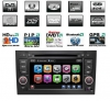 "DVD GPS 7"" Touchscreen Navigation AUDI A4"